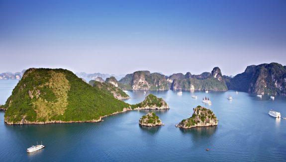 Vietnam-Halong-Körfezi
