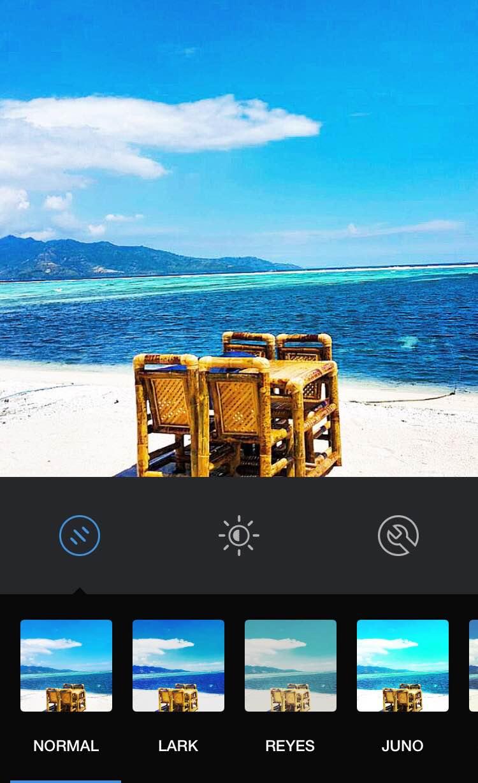 instagram filtreleri